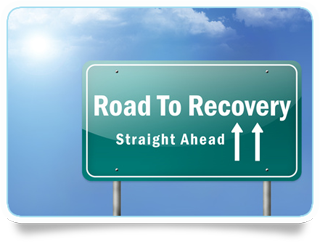 The 12 Steps to Recovery