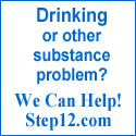 Help for drinking and substance abuse problems